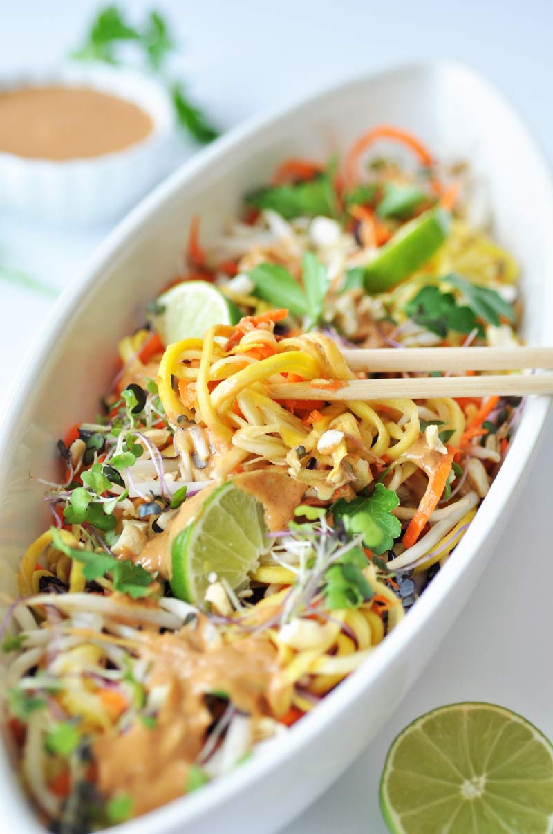 the 20 best ideas for pad thai with peanut sauce  best